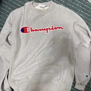 Champion sweatshirt (unisex)